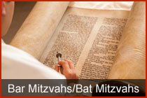 Bar Mitzvahs/Bat Mitzvahs